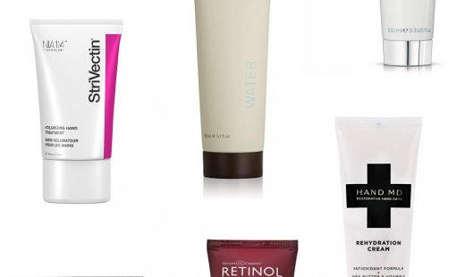 Best Hand Creams For Dry Wrinkled Hands(from $9)!