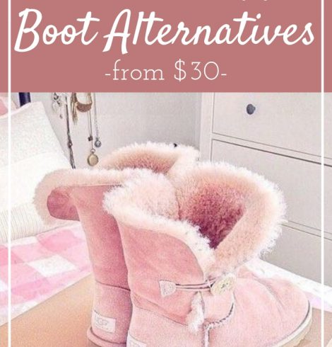 The Best Ugg Boot Alternatives For A Chic Look