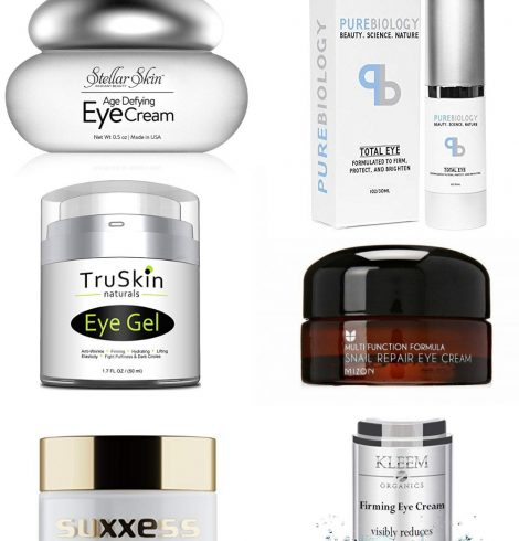 Best Korean Eye Creams For Dark Circles (Under $30)!