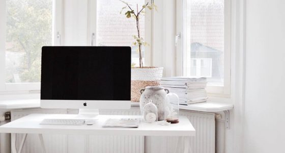 Setting Up A Home Office The Right Way