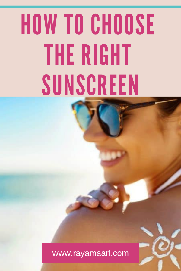 All you need to know about sunscreens and how to protect yourself in the sun. Learn about spf levels and best sunscreen for face and best sunscreen for body