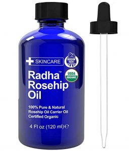 uses of rosehip oil