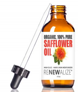 benefits of safflower seed oil for face