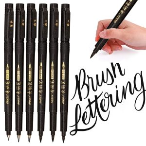 Calligraphy Pens Brush Markers Set