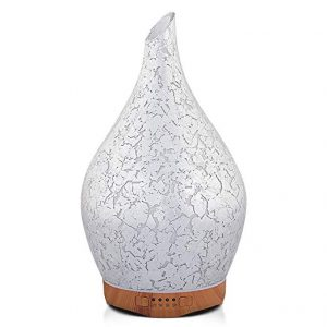 Porseme Silver Plated Essential Oil Diffuser