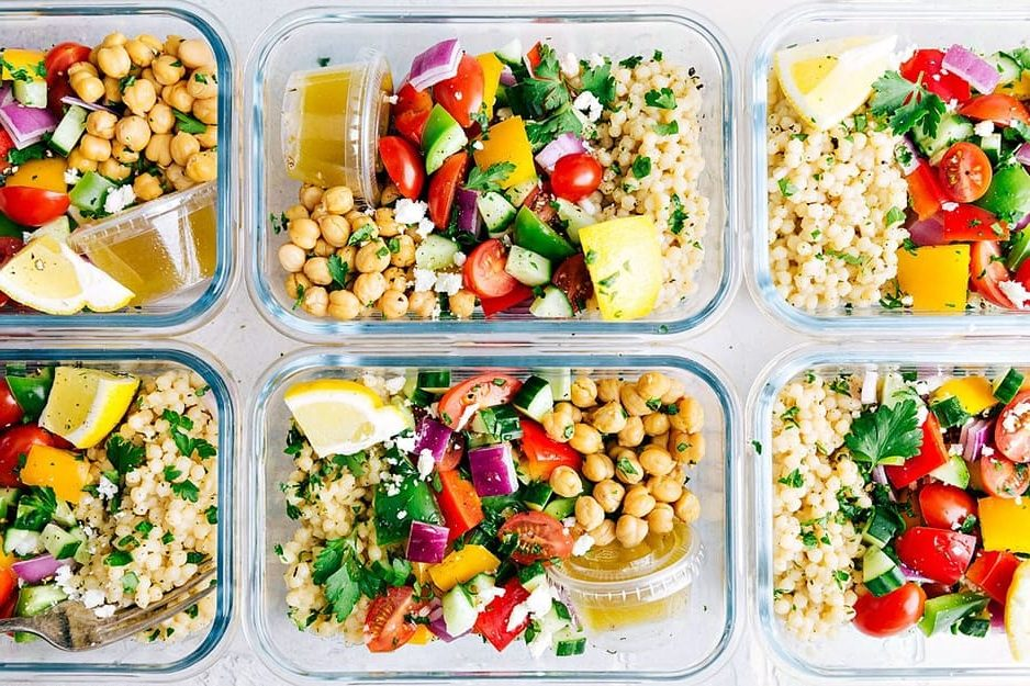 easy healthy meal prep recipes to follow