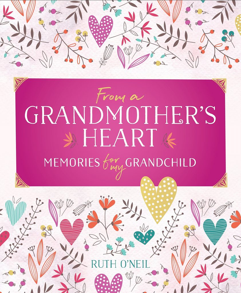 guided journals for grandmothers