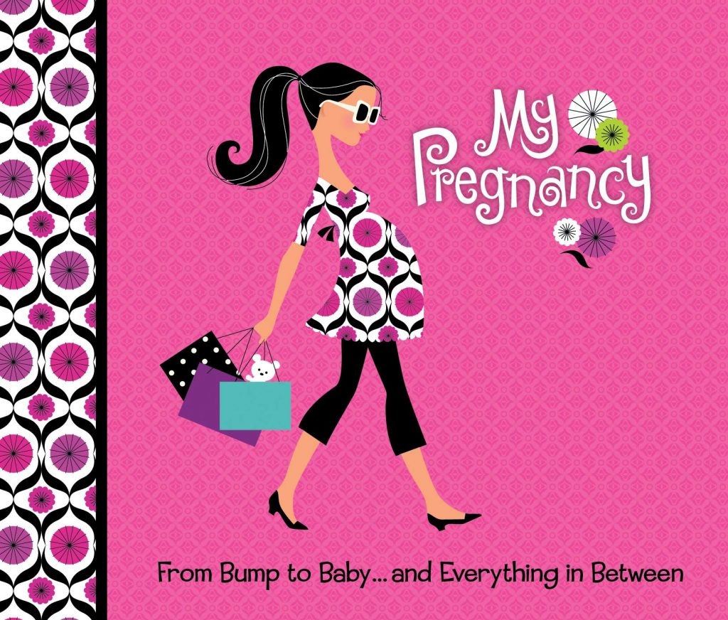 pregnancy guided journal