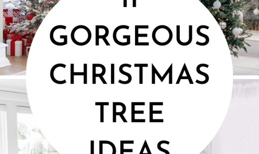 11 Christmas Tree Ideas For 2019