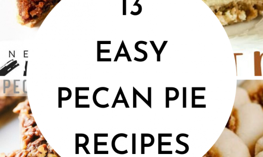 13+ Easy Pecan Pie Recipes You Need To Try