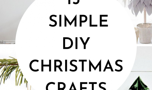 15 DIY Christmas Crafts And Decorations