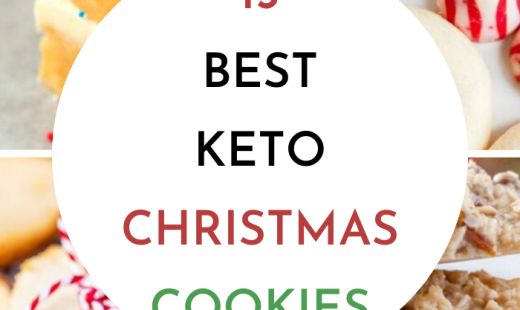 25 Best Keto Christmas Cookies You Should Try