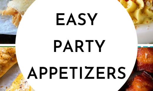 34+ Easy Party Appetizers For Christmas And New Year