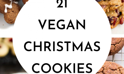 21 Easy Vegan Cookies Recipes Perfect For Christmas