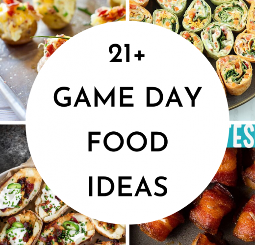 33+ Super Bowl Foods For The Big Game Day