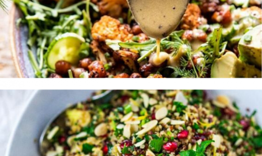 13 Healthy Salad Recipes You Need To Try This Winter