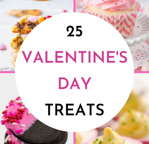 25 Easy Valentine's Day Treats For Kids And Adults