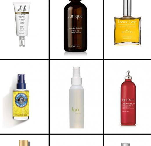 Best Moisturizing Body Oils For Dry Skin In Winter