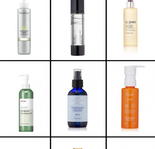 The Best Cleansing Oils For Acne Prone Skin To Use