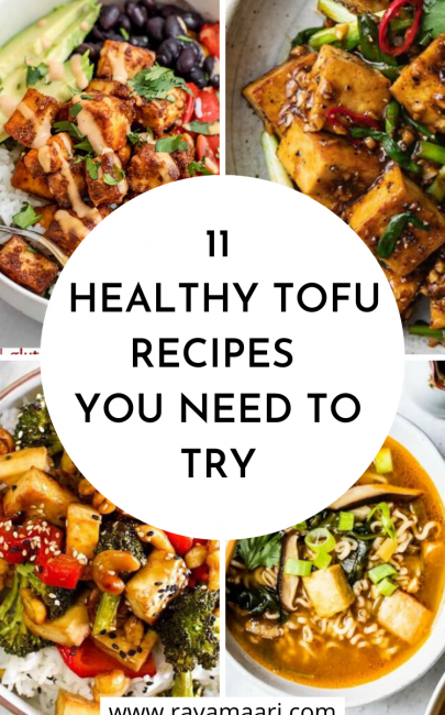 11 Healthy Tofu Recipes You Need To Try Now