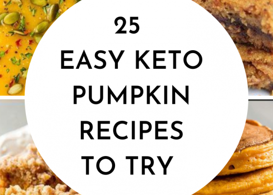 25 Easy Keto Pumpkin Recipes – So Deliciously Good