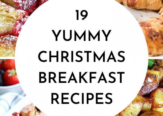 19 Best Christmas Breakfast Recipes