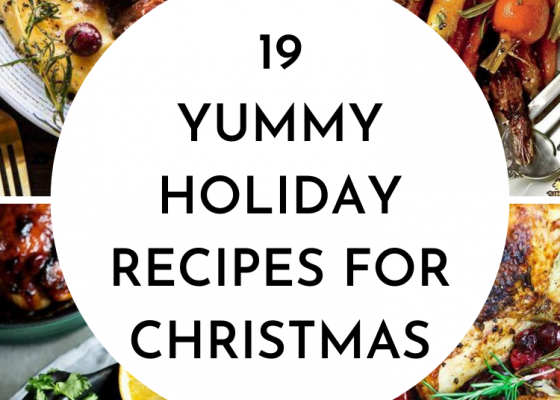 19 Christmas Dinner Recipes That Are Delicious