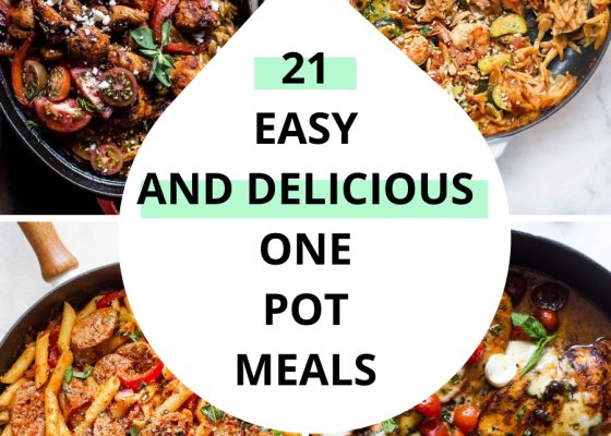 21 Delicious And Easy One-Pot Meals To Try Now