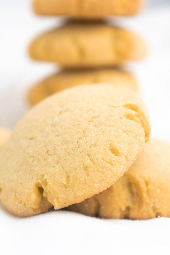 soft ginger cookies without molasses