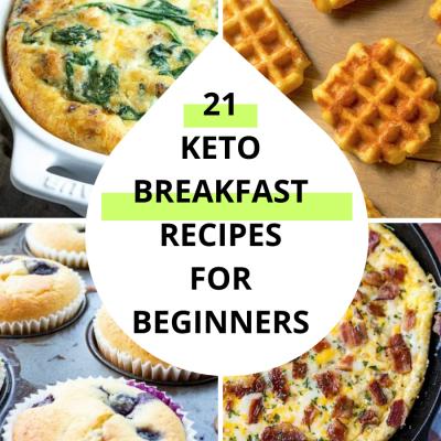21 Keto Breakfast Ideas To Try