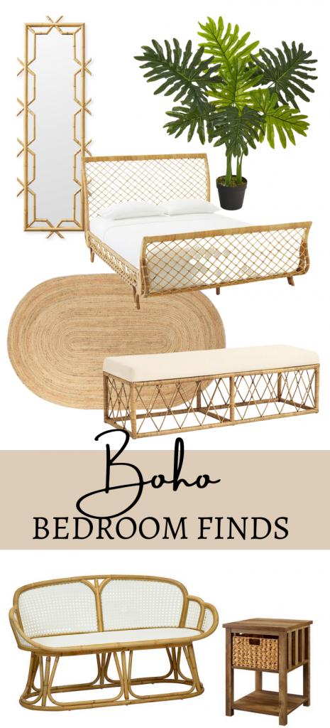 Boho Bedroom Décor Accessories
