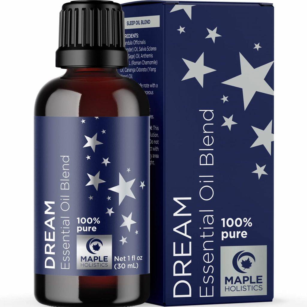 sleep essential oil blend