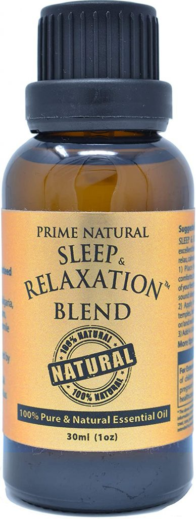 Sleep & Relaxation Essential Oil Blend