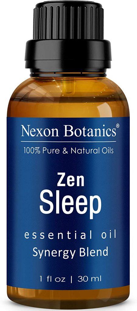sleep diffuser blend